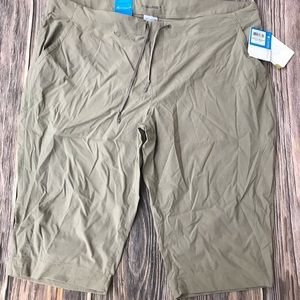 NWT COLUMBIA Anytime Outdoor™ Capri SIZE 28